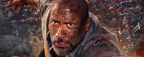 """""""Skyscraper"""": Im neuen Trailer kämpft Dwayne Johnson im flammenden Hochhaus-Inferno"""