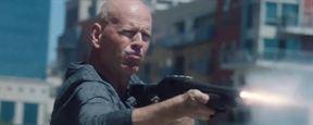 """Mit einem ballernden Bruce Willis: Erster bleihaltiger Trailer zu """"Reprisal"""""""