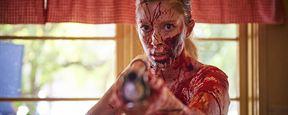 """Im blutigen Trailer zu """"Killer Kate!"""" wird ein Junggesellenabschied zum Schlachtfest"""