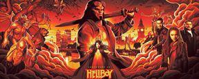 """""""Hellboy"""": Brandneue Poster schüren Vorfreude auf den ersten Trailer!"""