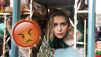 """Emilia Clarke ist tierisch genervt, dass Fans den Twist von """"Last Christmas"""" vorab enthüllen wollen"""
