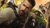 """""""Deadpool"""" trifft """"Fast & Furious"""": Im Trailer zum Netflix-Blockbuster """"6 Underground"""" zerlegt Ryan Reynolds Italien"""