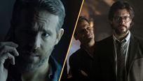 """Teamwork bei Netflix: Ryan Reynolds holt sich für """"6 Underground"""" mal eben Hilfe bei """"Haus des Geldes"""""""