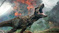 """""""Jurassic World 3"""": Neuer Blick auf süßes Dino-Baby"""