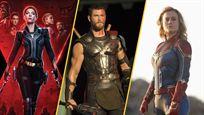 """Nach """"Avengers: Endgame"""": Alle deutschen MCU-Starttermine bis 2022 – von """"Black Widow"""" bis """"Captain Marvel 2"""""""