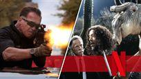 Bald weg von Netflix: Sci-Fi-Kult, Schwarzenegger-Action und mehr jetzt noch schnell streamen