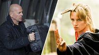 Bruce Willis und Quentin Tarantino ziehen Marvel und ProSieben eins über