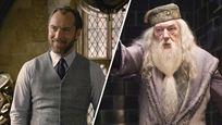 """Video zeigt: In """"Phantastische Tierwesen 3"""" wird Jude Law noch mehr zu Dumbledore"""