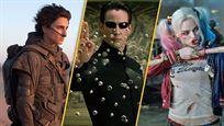 """""""Dune"""", """"Matrix 4"""", """"Suicide Squad 2"""": Warner veröffentlicht alle 17 (!) Kinofilme des Jahres 2021 auch als Stream"""