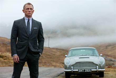 Foto - FILM - Bond 23 : 145646