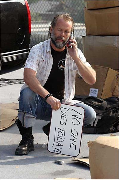 Entführt : Bild Bruce Willis, Florent Siri