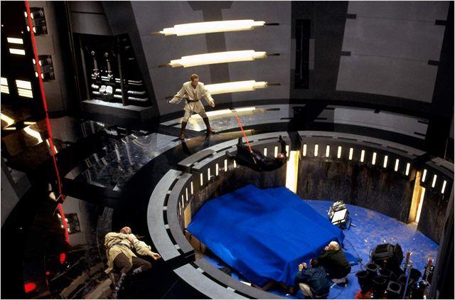 Star wars episode i die dunkle bedrohung bild george lucas