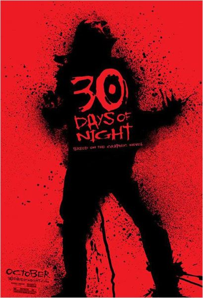 30 Days of Night : poster David Slade, Melissa George