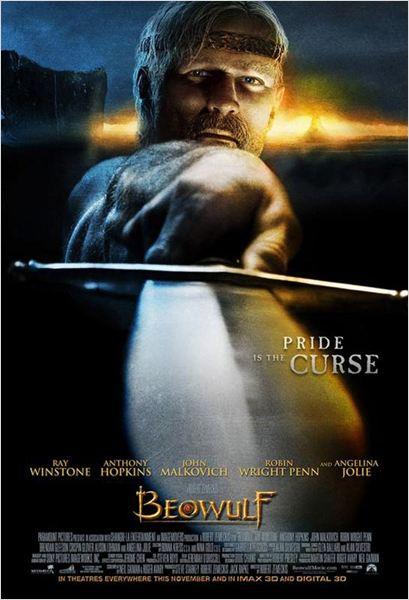 Die Legende von Beowulf : Kinoposter Ray Winstone