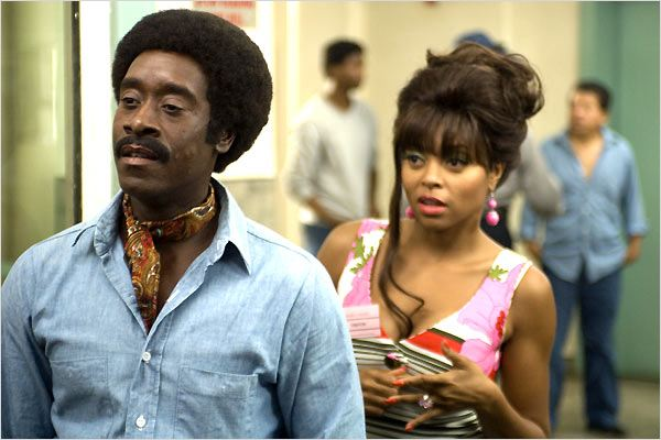 Talk to Me : photo Don Cheadle, Kasi Lemmons