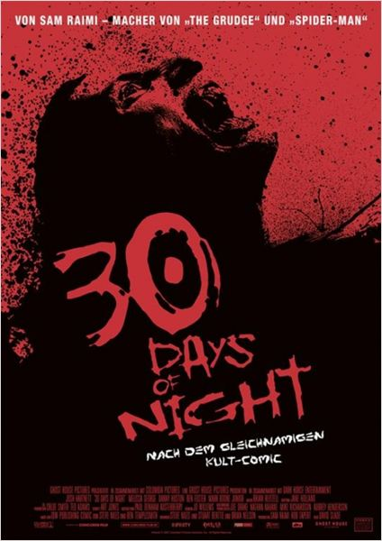30 Days of Night : Kinoposter