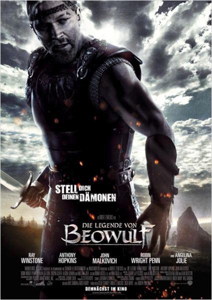 Die Legende von Beowulf : poster