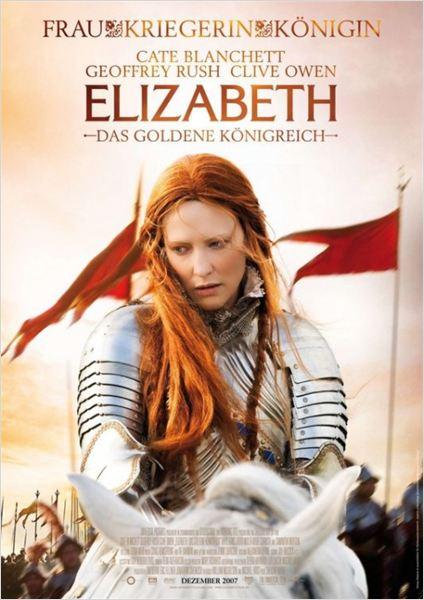 Elizabeth: Das goldene Königreich : poster