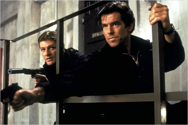 James Bond 007 - GoldenEye : photo Ian Fleming, Martin Campbell, Pierce Brosnan, Sean Bean
