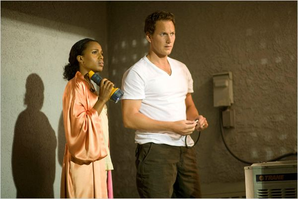Lakeview Terrace : Bild Kerry Washington, Neil LaBute, Patrick Wilson