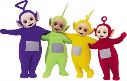 Teletubbies : Kinoposter
