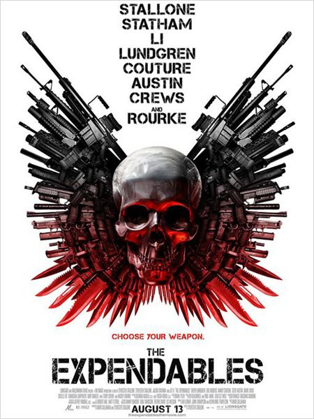 The Expendables : Kinoposter