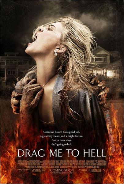 Drag me to Hell : Kinoposter