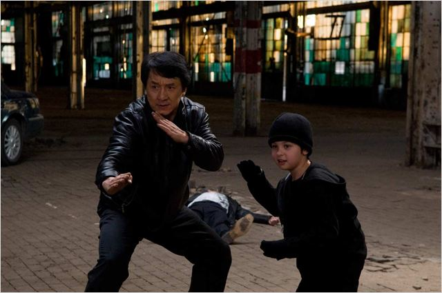 Spy Daddy : photo Brian Levant, Jackie Chan, Will Shadley