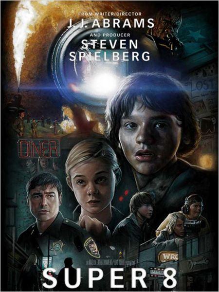 Super 8 : Kinoposter