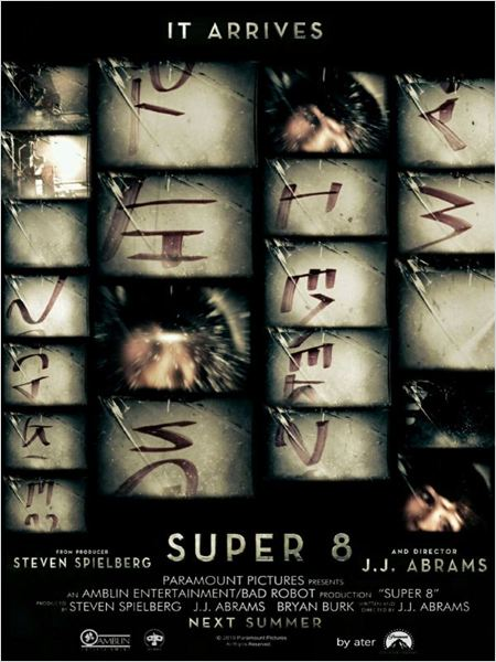 Super 8 : poster