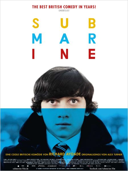 Submarine : poster