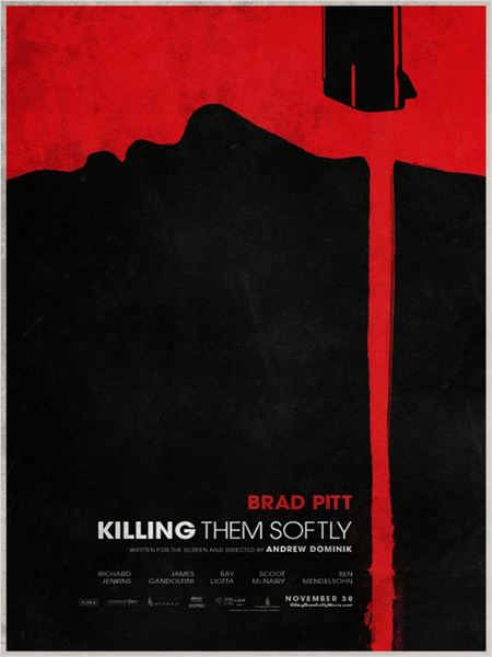Killing Them Softly : poster