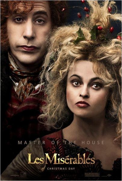 Les Misérables : Kinoposter