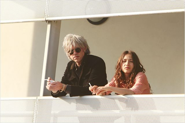 Mauvaise fille : Bild Bob Geldof, Izïa Higelin