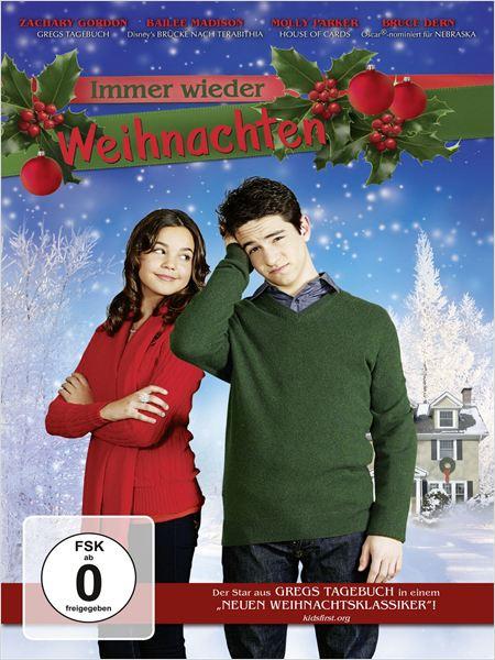 immer wieder weihnachten kinoposter immer wieder