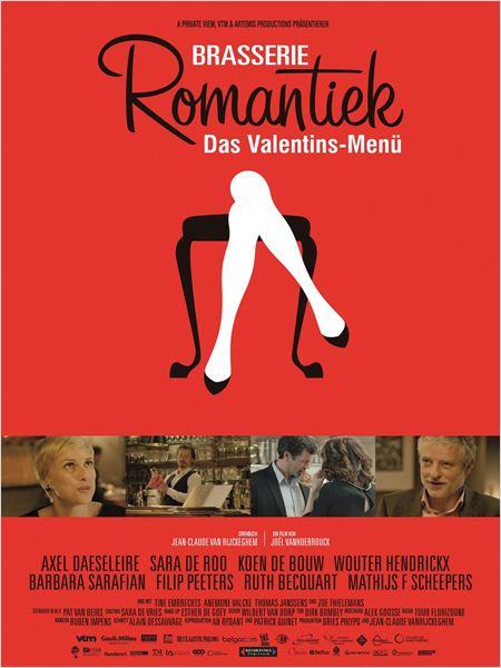Brasserie Romantiek - Das Valentins-Menü : Kinoposter