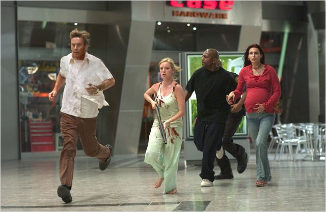 Dawn of the Dead : Bild Inna Korobkina, Jake Weber, Sarah Polley