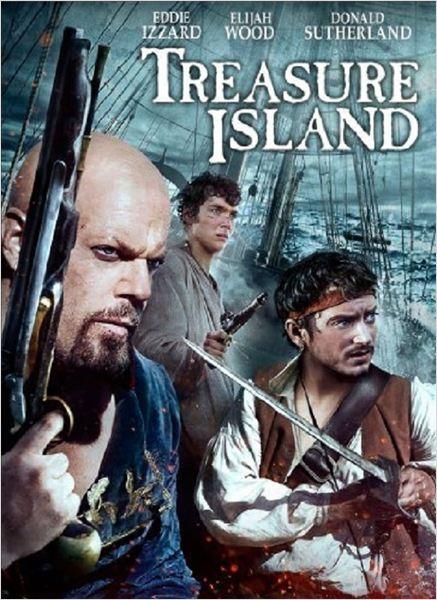 die schatzinsel treasure island