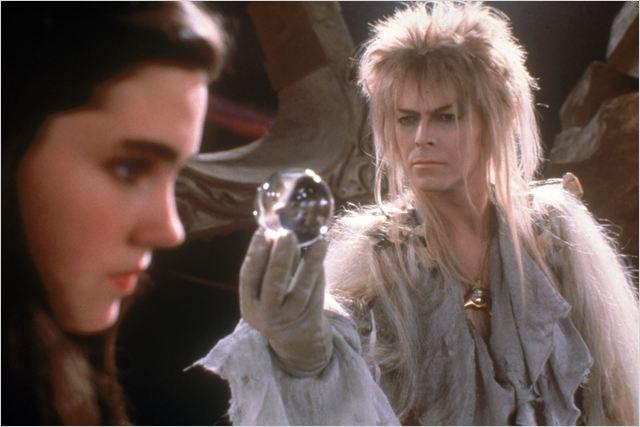 Die Reise ins Labyrinth : Bild David Bowie, Jennifer Connelly