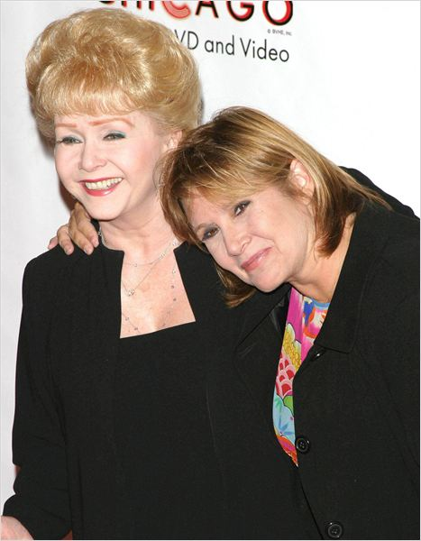 Vignette (magazine) Carrie Fisher, Debbie Reynolds