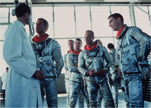 Der Stoff aus dem die Helden sind : Bild Dennis Quaid, Ed Harris, Lance Henriksen, Scott Glenn