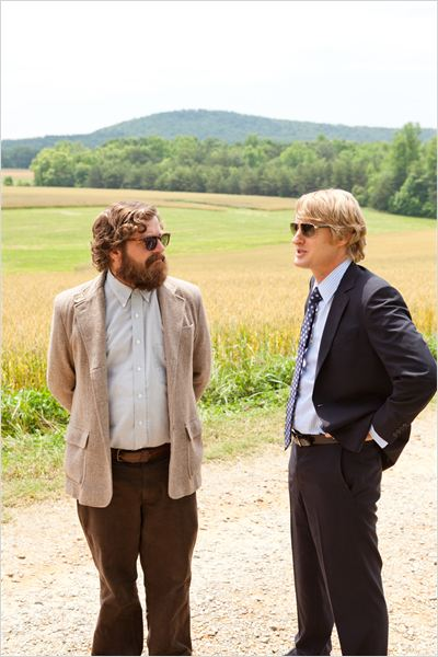 Are You Here : Bild Owen Wilson, Zach Galifianakis
