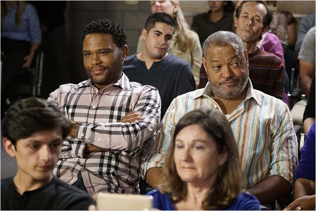 Bild Anthony Anderson, Laurence Fishburne