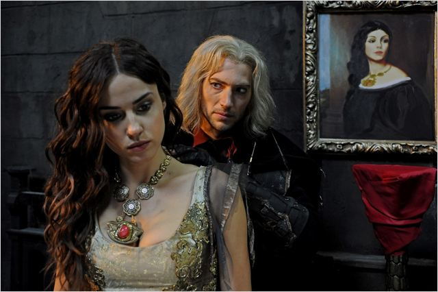 Dracula - Prince of Darkness : Bild Kelly Wenham, Luke Roberts