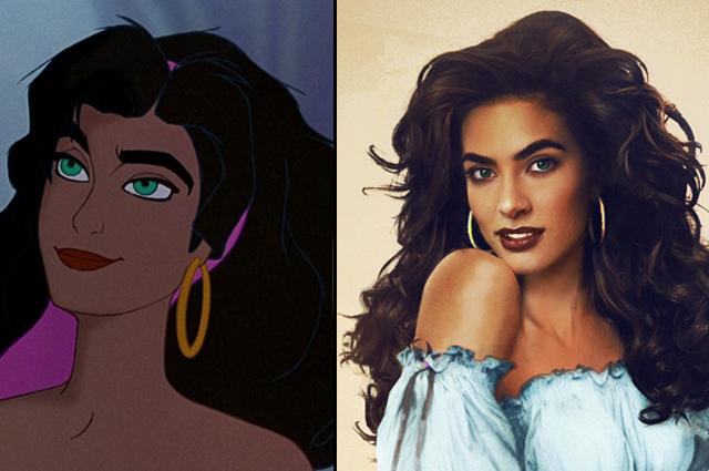 Esmeralda Der Glöckner Von Notre Dame