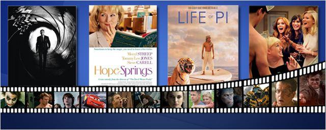 Das FILMSTARTS-Trailer-O-Meter - KW 31/2012