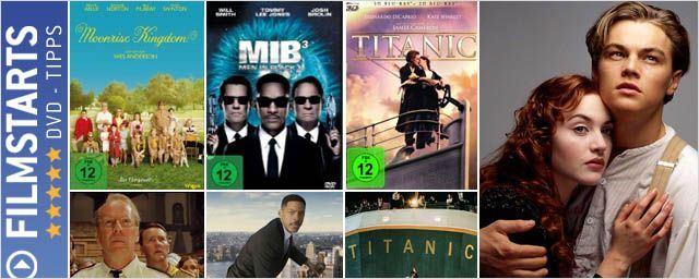 Die FILMSTARTS-DVD-Tipps (23. bis 29. September)