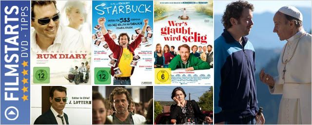 Die FILMSTARTS-DVD-Tipps (13. bis 19. Januar 2013)