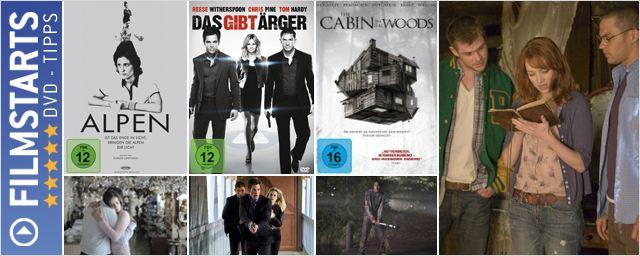 Die FILMSTARTS-DVD-Tipps (27. Januar bis 2. Februar 2013)