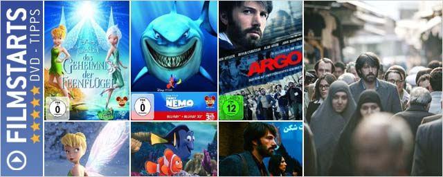 Die FILMSTARTS-DVD-Tipps (3. bis 9. März 2013)